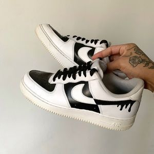 Customized Nike Air Force